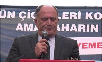 CHP Akdeniz İlçe Başkanı Ünal Uyar Görevden Alındı.