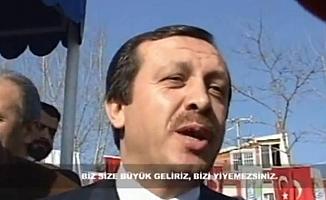 Erdoğan'dan 'Bizi Yiyemezsiniz' Paylaşımı