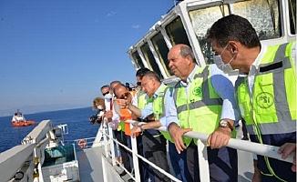 Fuat Oktay: 25 Eylül'de KKTC'ye Anadolu'dan yeniden su verilecek