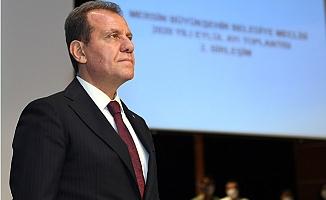 Mersin Büyükşehir Meclisi Eylül Ayı 2. Birleşimi İle Toplandı