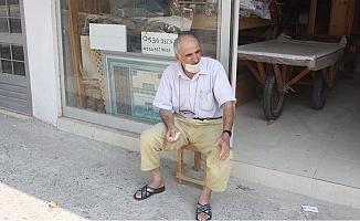 Mersin'de 2 Kez Koronaya Yakalandı, Yine de İş Yerini Açmaktan Vazgeçmedi.
