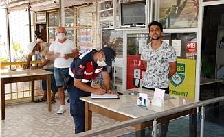 Mersin'de Jandarma Koronavirüs Denetimlerinde 3 Milyon 858 Bin Lira Ceza Kesti