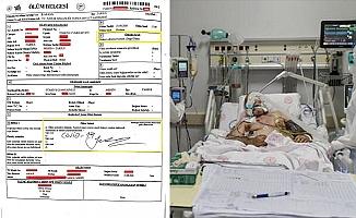 Mersin'de Koronavirüs'den Ölümü Raporla Gizleyip Doğal Ölüm Dediler