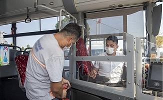 Mersin'de Otobüsler'de Şeffaf Kabin Dönemi