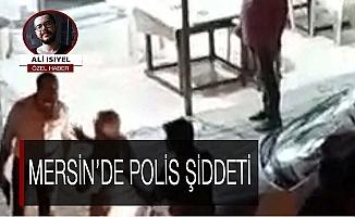 Mersin'de Polis Şiddeti: Kimlik Sormak İçin Engelli Genci Darp Etti
