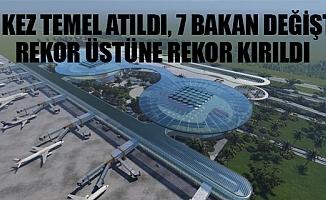 Mersin'in 7 Yıldır Hayali Olan Bitmeyen Projesi...