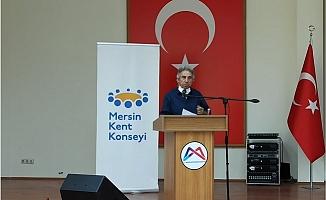 Mersin Kent Konseyin'den Kazanlı'da Yapılması Planlanan Tesise Tepki