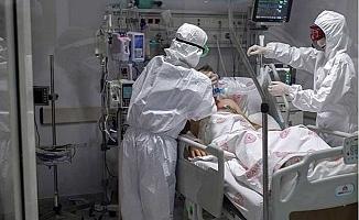 Mersin Korkutan Koronavirüs Vaka Sayısı Aktif Hasta Sayısı 1200 Aştı
