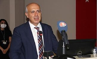 MEÜ Rektörü Prof. Dr.Çamsarı: Mersin'de Koronavirüs Vakaları Artıyor