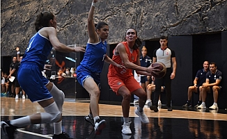 Müfide İlhan Kadın Basketbol Turnuvası Başladı