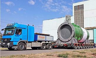Rusya, Akkuyu NGS için üretilen reaktör basınç kabını Türkiye´ye gönderdi