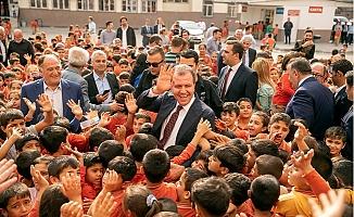 """Sosyal Belediyeciliğin Adı: """"Mersin Büyükşehir Belediyesi"""""""