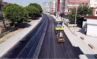 Tarsus Belediyesi Asfalt Atağına Başladı