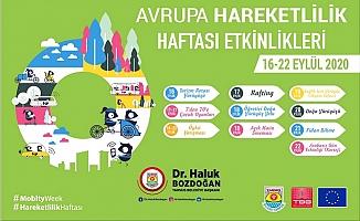 Tarsus Belediyesi, Hareketlilik Haftasını Çevre Dostu Aktiviteler İle Kutlayacak