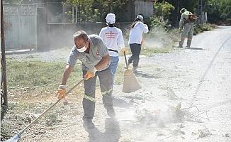 Tarsus Belediyesinden Temizlik Seferberliği