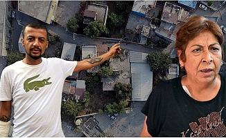 """Tarsus´taki """"Gizemli Kazı'da Evleri Zarar Görenler Yardım İstiyor"""""""