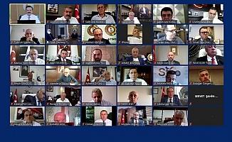 TOBB Ticaret ve Sanayi Odaları Konsey Toplantısı'nda Sektör Sorunları Dile Getirildi