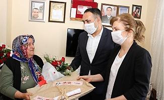 Toroslar Belediyesi Şehit ve Gazi Ailelerinin Her Zaman Yanında