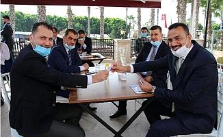 Türkiye-Irak Yatırım ve Ticaret Zirvesi Mersin'de Başladı