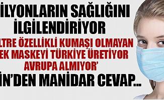 Türkiye'nin Maske Gerçeği