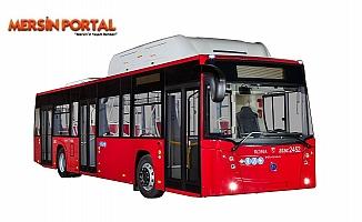73 Adet Doğalgazlı Otobüs Mersin İçin Yola Çıktı