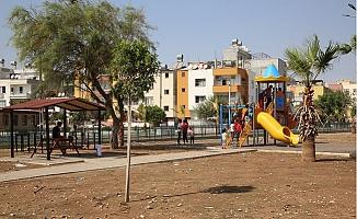 Akdeniz Belediyesi, Güneş Mahallesine Yeni Park Kazandırdı.