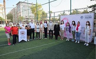 Akdeniz Belediyesinden Meme Kanserine Karşı Farkındalık Etkinliği
