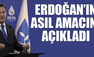 Ali Babacan'dan Bomba Erken Seçim İddiası