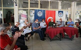 Başkan Gültak'dan Turgut Reis Mahallesine Ziyaret