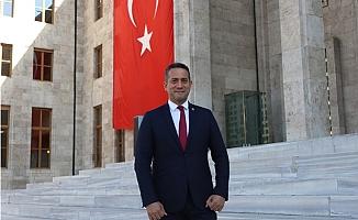 CHP'li Ali Mahir Başarır, Cumhuriyet Bayramını Kutladı.