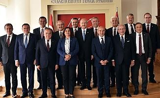 CHP'li Belediye Başkanları İzmir İçin Harekete Geçti