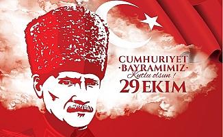 Cumhuriyet Bayramı Kutlu Olsun...