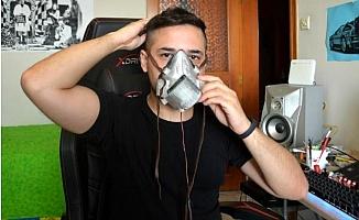 Genç Biyolog, 3 Boyutlu Yazıcı ile 'Teknolojik Maske' Üretti
