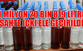 İçişleri Bakanlığı'ndan Sahte İçki Açıklaması