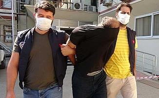 Mersin'de Jiletli Yankesici Yakalandı