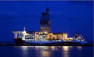 Kanuni Sondaj Gemisi Karadeniz'e Açılmaya Hazırlanıyor