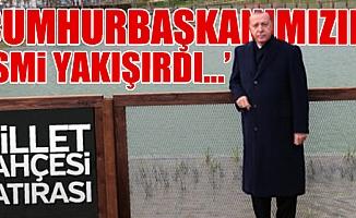 Kayseri'ye 101 Milyon Liralık 'Recep Tayyip Erdoğan Millet Bahçesi'