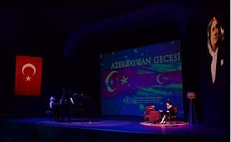 MDOB'dan 'Azerbaycan Gecesi' Konseri