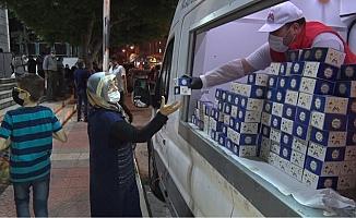 Mersin Büyükşehir, 21 Cami'de 25 Bin Adet Kandil Simidi Dağıttı.