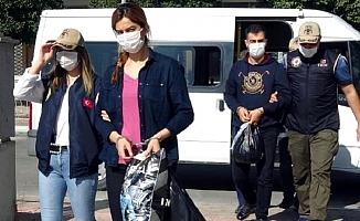 Mersin'deki Patlamanın Şüphelileri Yakalandı