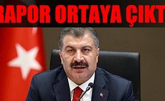 Sağlık Bakanı Şubat Ayında Mersin'deki Koronavirüs Vakalarını Neden Gizledi ?