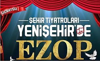 Şehir Tiyatroları Yenişehir'de