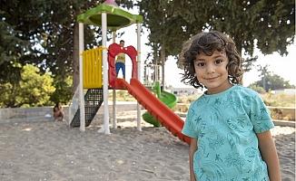 Silifkeli 5 Yaşındaki Toprak'ın Park İsteğini Başkan Seçer Kırmadı.
