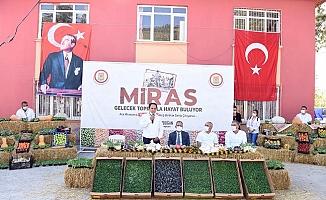 Tarsus'da Gen Bankasında Ata Tohumu 20 Milyona Ulaştıkmö