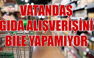 Türkiye'de 10 Kişiden 7'si Geçim Sıkıntısı Çekiyor