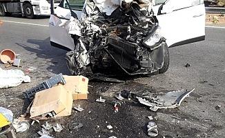 Yol Bakım İşçisi, Kazada Hayatını Kaybetti