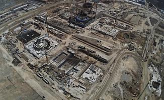Akkuyu Nükleer Santralinde İlk Ünite 2023'da Hazır