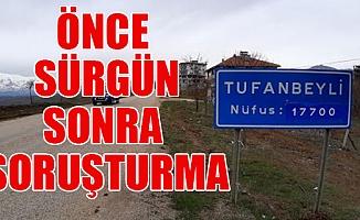 AKP'li Tufanbeyli Belediyesindeki, Yolsuzluğu Ortaya Çıkaran Zabıtayı Ödül Yerine Ceza