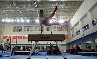 Artistik Cimnastikte Millilerin Tek Hedefi Madalya