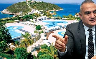Bakan Ersoy'un Şirketi Türkbükü'ndeki Lüks Oteli Aldı